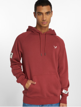 Distorted People Hoody DNA Framed rood