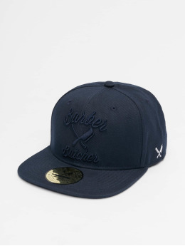 Distorted People Snapback Cap BB Blades blau