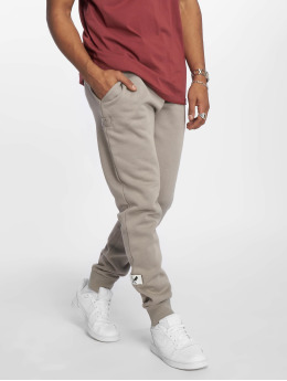 Distorted People Sweat Pant DNA Patched gray