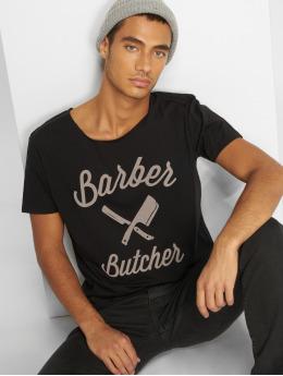 Distorted People T-shirt BB Blades nero