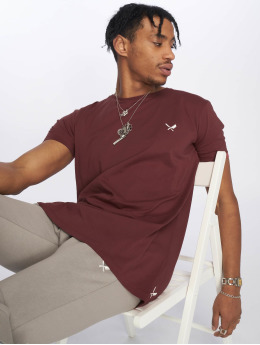 Distorted People T-Shirt DNA Classic red