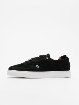 Djinns Sneaker Awaike Suede schwarz