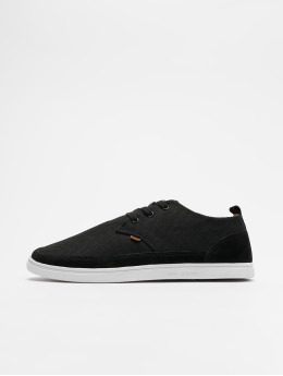 Djinns Sneakers Suelin Low Lau sort