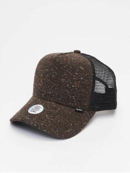 Djinns Trucker Cap HFT Ultra Spots nero