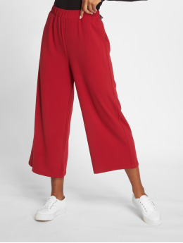Dr. Denim Chino Abel Trousers rojo