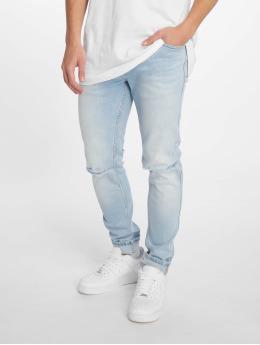 Dr. Denim Jeans ajustado Clark azul