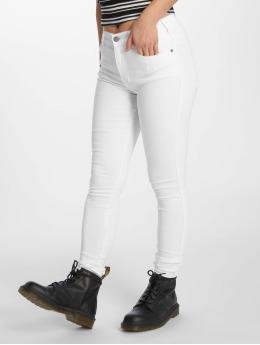 Dr. Denim Jeans slim fit Lexy bianco