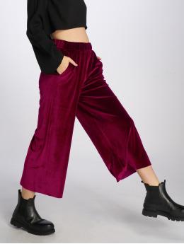 Dr. Denim Pantalon chino Abel Trousers rouge