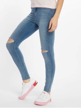 Dr. Denim Skinny Jeans Lexy blau