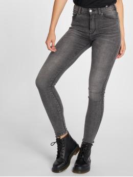 Dr. Denim Skinny Jeans Lexy grau