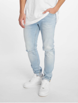 Dr. Denim Slim Fit Jeans Clark blau