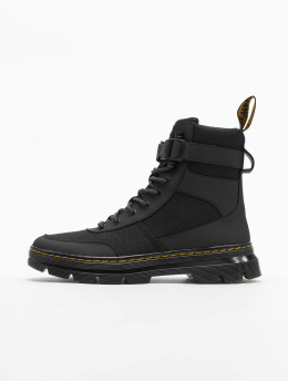 Dr. Martens Boots Combs Tech Tract nero
