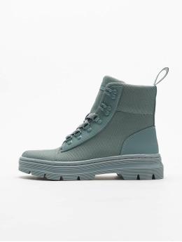 Dr. Martens Boots Combs W Extra Tough Nylon Ajax  turquesa