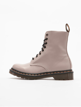 Dr. Martens Chaussures montantes Pascal 8 Eye beige