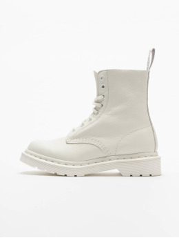 Dr. Martens Chaussures montantes 1460 Pascal Virginia blanc