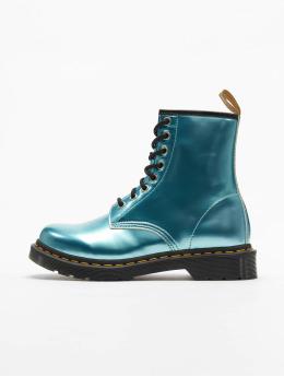 Dr. Martens Chaussures montantes 1460 Vegan 8 Eye bleu