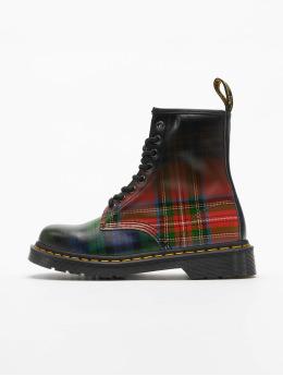 Dr. Martens Chaussures montantes 1460 Tartan 8 Eye multicolore
