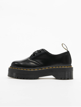 Dr. Martens Lage schoenen Holly Plateau 6 Eye Low zwart