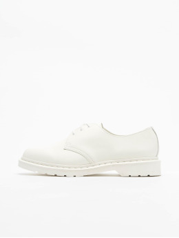 Dr. Martens Low Shoe 1461 3 Eye Low white