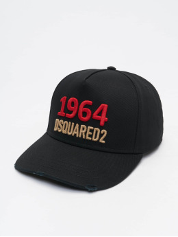 Dsquared2 Snapback Cap 1964  black