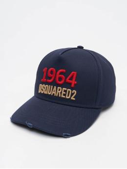 Dsquared2 Snapback Cap 1964  blue