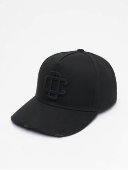Dsquared2 Snapback Cap DC Crest Baseball schwarz