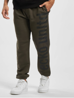 Ecko Unltd. Спортивные брюки John Rhino оливковый