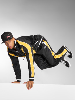 Ecko Unltd. First Avenue Sweat Suit Black Yellow