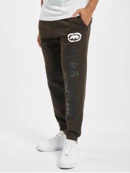 Ecko Unltd. Jogging kalhoty 2Face olivový