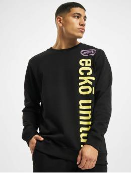 Ecko Unltd. Pullover  2 Face Crewneck schwarz