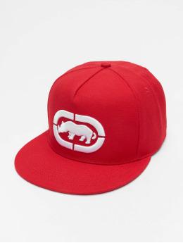 Ecko Unltd. Snapback Caps Base červený