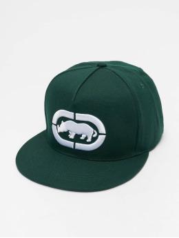 Ecko Unltd. Snapback Caps Base zelený