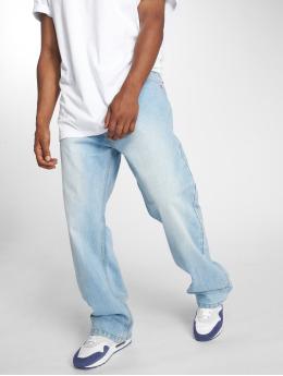 Ecko Unltd. Spodnie Baggy Ventura Boulevard niebieski