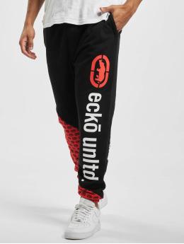 Ecko Unltd. Spodnie do joggingu E Big czarny