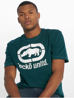 Ecko Unltd. T-paidat John Rhino  turkoosi