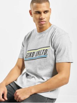 Ecko Unltd. T-Shirt  Carlton T-Shirt Grey Mel...