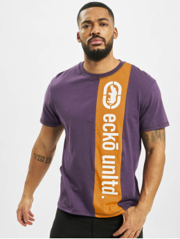 Ecko Unltd. T-Shirt Ruby pourpre
