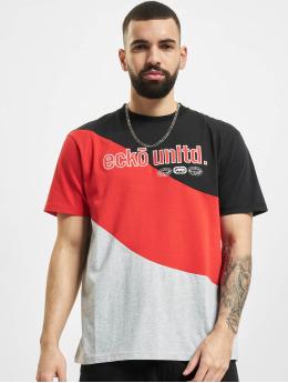 Ecko Unltd. t-shirt Boardmoor zwart