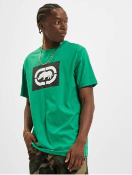 Ecko Unltd. T-Shirty Base zielony