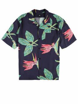 Edwin Shirt Resort blue