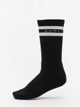 Edwin Socken Edwin X Democratique Tube schwarz