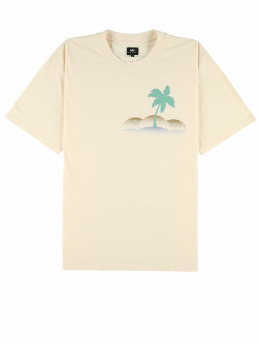 Edwin T-Shirt Palm beige
