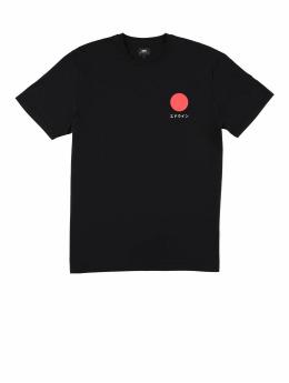 Edwin T-Shirt Japanese Sun schwarz