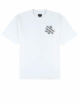Edwin T-Shirt The Migrant weiß