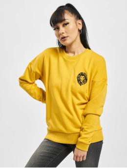 Eight2Nine Пуловер Ella  желтый
