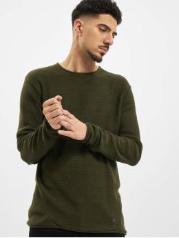 Eight2Nine Пуловер Lino  зеленый