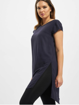 Eight2Nine Bluzka/Tuniki Blouse niebieski