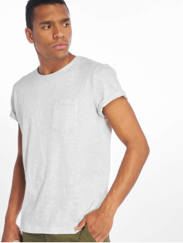 Eight2Nine Camiseta Basic gris