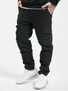 Eight2Nine Chino bukser Vintage  svart