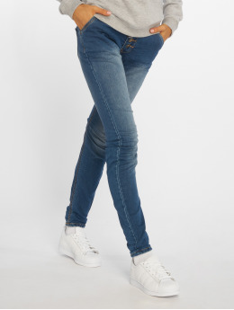 Eight2Nine joggingbroek Denim blauw